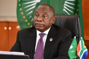 Президент ПАР у Давосі: Багаті країни мають припинити забирати собі всю вакцину