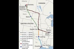 Байден заморозив будівництво нафтопроводу з Канади Keystone XL, Трюдо може це оскаржити