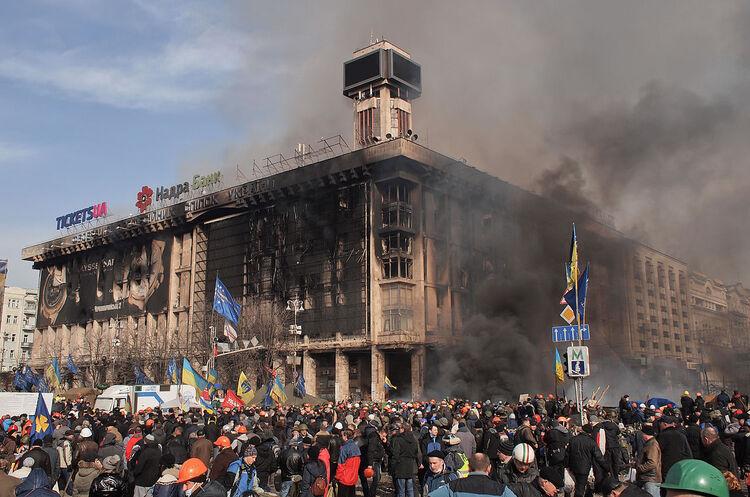 У Будинку профспілок на Майдані відкриють покерний клуб -  «Слідство.Інфо».