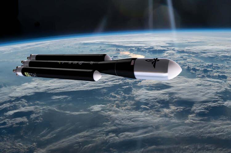 Компанія українця Макса Полякова Firefly Aerospace має намір залучити $350 млн