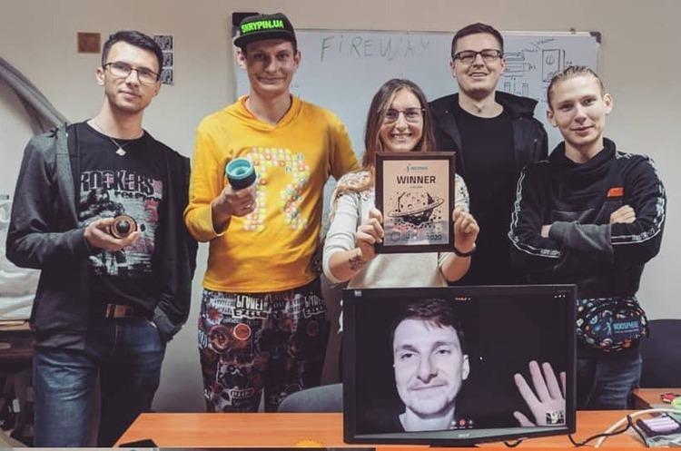 Українська FireWay перемогла в престижному хакатоні від NASA (ВІДЕО)