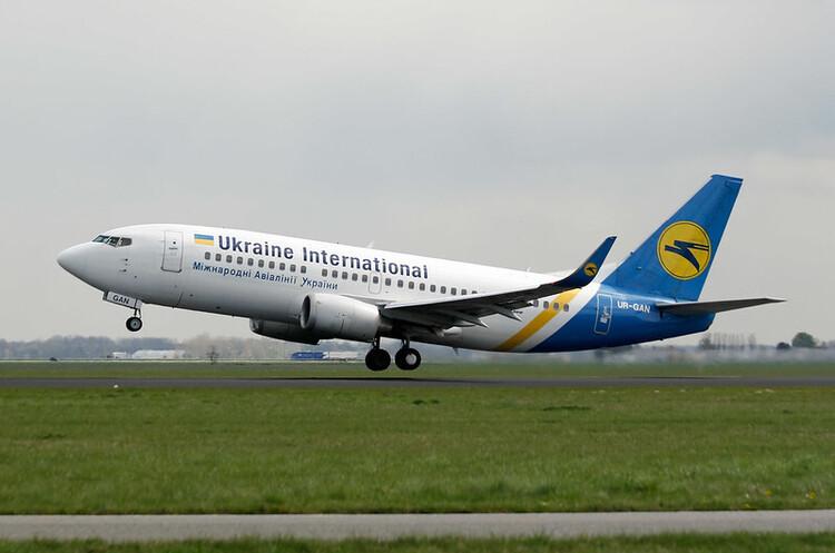 МАУ оголосив про відновлення прямих рейсів з Києва в Тбілісі
