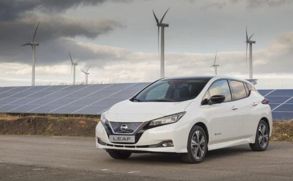 Nissan відмовиться від поставок автомобілів з ДВС в розвинені країни до 2030 року
