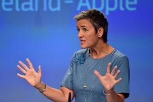Євросоюз не втрачає надії стягнути з Apple 13 млрд євро штрафу