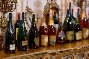 Первая в Украине коллекция винтажных шампанских вин в ресторане Veranda on the river