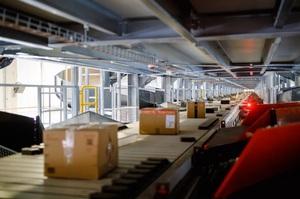 «Нова пошта» інвестувала близько 14 млн євро в другу чергу Київського інноваційного термінала