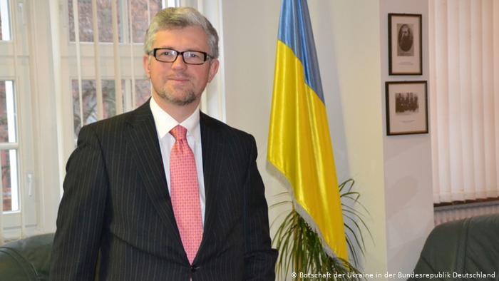 Посол України звинувачує німецького президента в перекручування історії