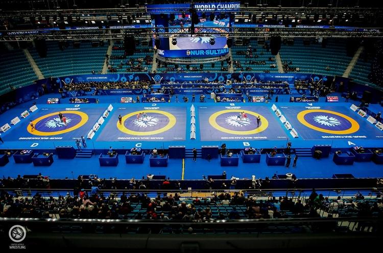 В Росії відібрали право на проведення чемпіонату з боротьби