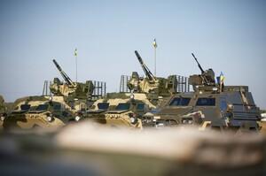 Україна цьогоріч очікує поставки військової продукції на понад 10 млрд гривень