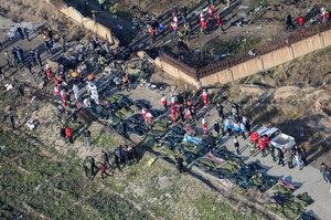 В Канаді вивчають аудіозапис, який є доказом того, що літак МАУ в Ірані могли збити навмисно