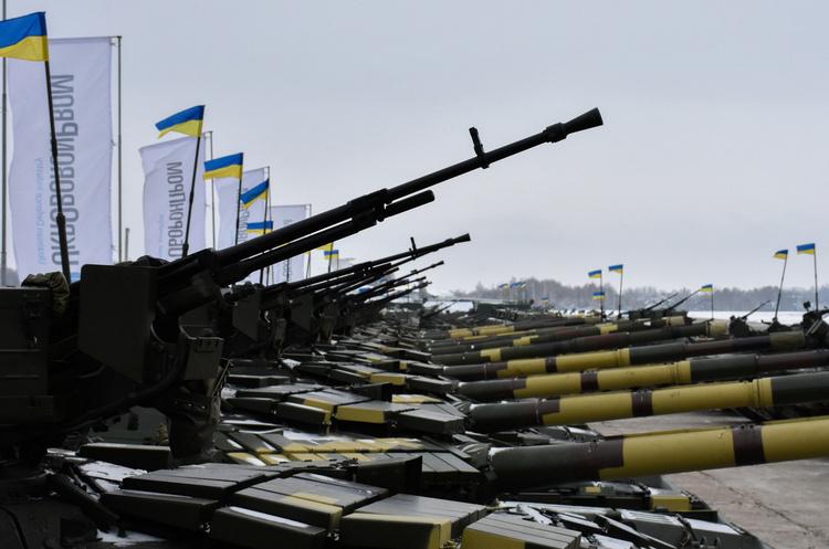 Стратегічні підприємства «Укроборонпрому» трансформують у холдинг «Оборонні системи України»
