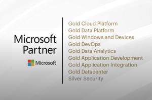 Метинвест Диджитал получил еще одну золотую компетенцию Microsoft