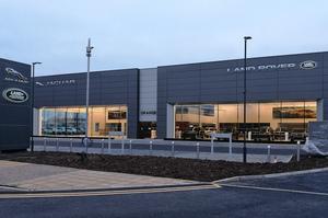Jaguar Land Rover запланував повністю перейти на виробництво електромобілів до 2039 року
