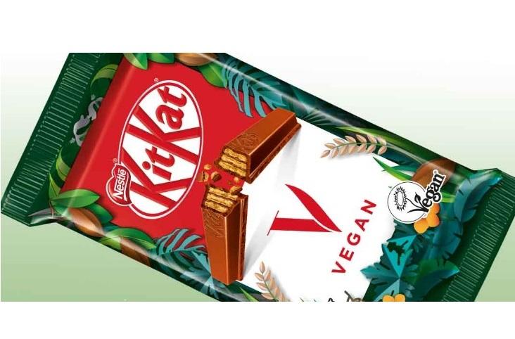 Nestle випустить свою першу веганську шоколадку KitKat
