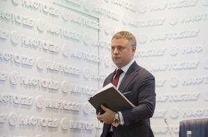 Вітренко запропонував Шмигалю звільнити Коболєва і наглядову раду «Нафтогазу»