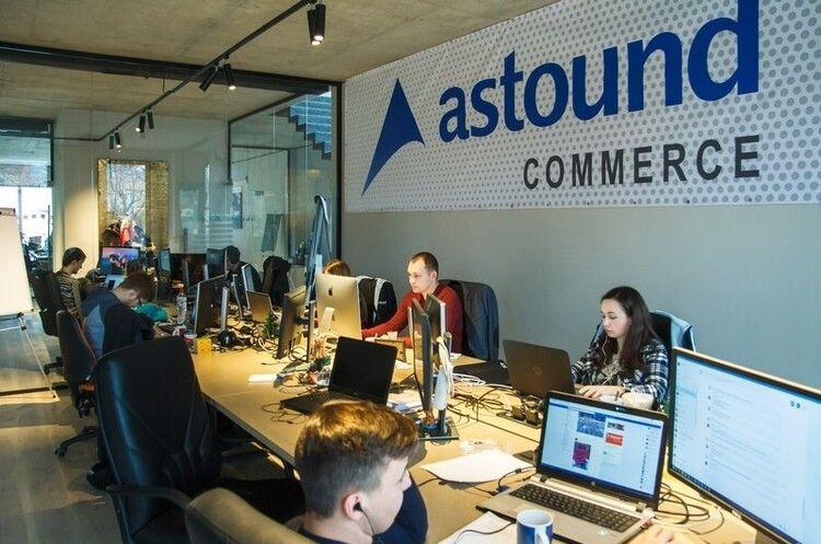 Astound Commerce з українськими ІТ-офісами поглинула американську компанію MarketForce