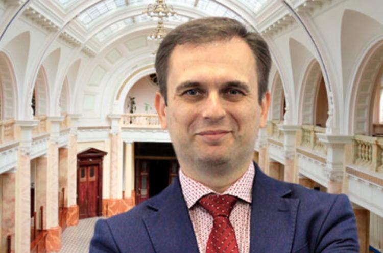 Олександр Залєтов очолив управління НБУ по нагляду за фінансовими компаніями
