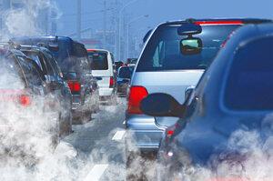 Київ потрапив у четвірку міст із найзабрудненішим у світі повітрям