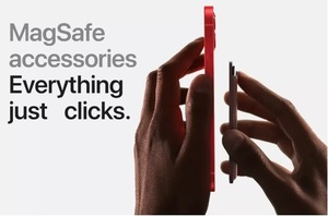 Apple розробляє для айфона зовнішню батарею на магнітах за технологією MagSafe
