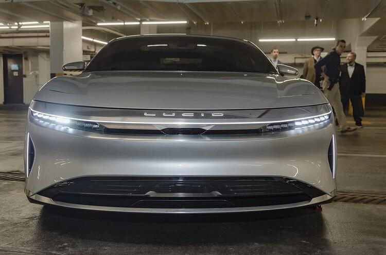 Конкурент Tesla Lucid Motors виходить на біржу з оцінкою у $24 млрд