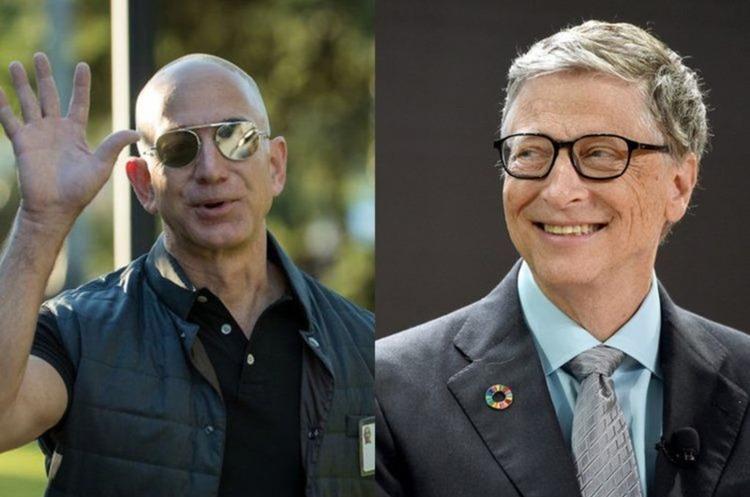 Гейтс хоче об'єднатись з Безосом для боротьби з кліматичною кризою