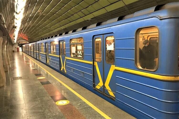 ЄБРР виділив 50 млн євро на нові вагони столичного метро