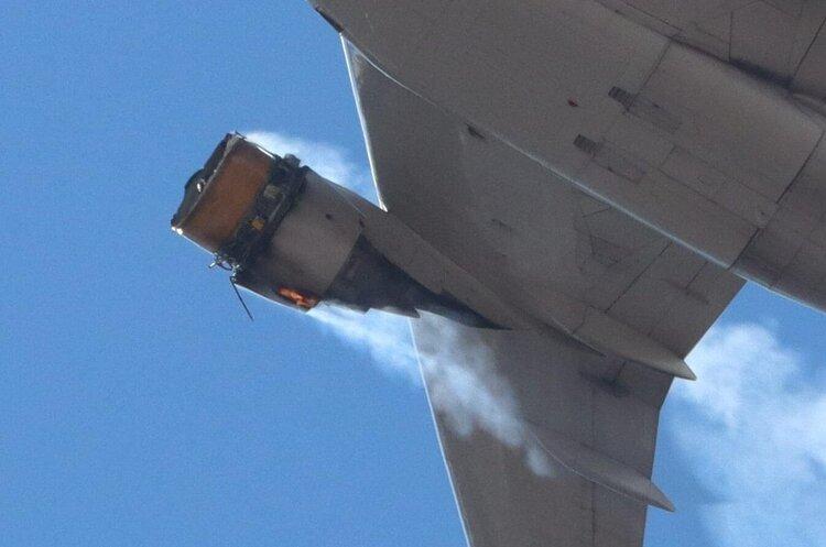 Причиною відмови двигуна Boeing 777-200 могла стати втома металу – NTSB