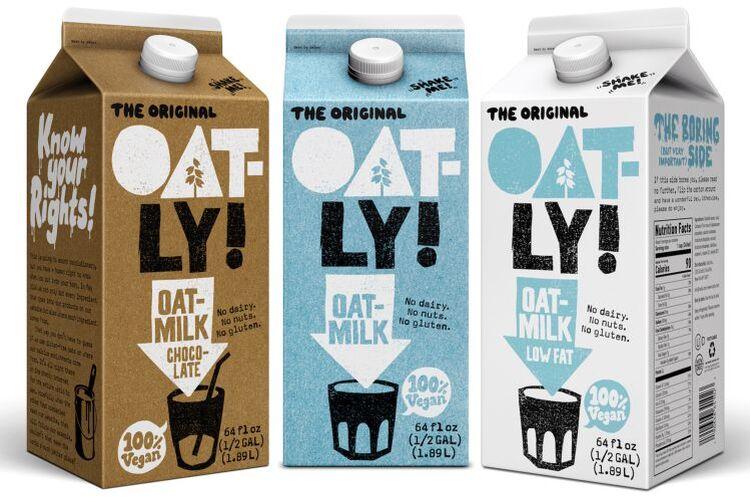 Шведський виробник вівсяного молока з інвестиціями Опри Уінфрі та Jay-Z подав заявку на ІРО