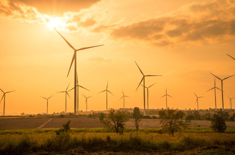 Частка «зеленої» енергетики у Франції перевищила 25% в 2020 році