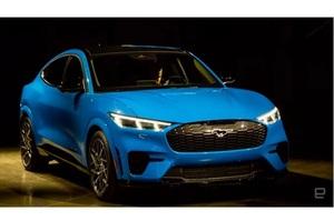 Ford оголосив, що з 2030 року вироблятиме в Європі тільки електричні автомобілі