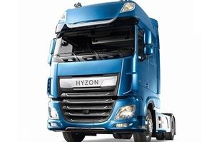 Hiringa Energy замовила 1500 водневих вантажівок у американської Hyzon Motors