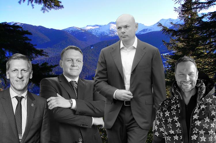 Конкуренты Коломойского: кто и сколько инвестирует в горнолыжные курорты