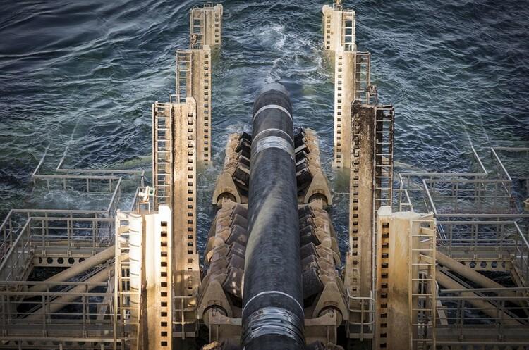 Wintershall заявила про завершення інвестицій в «Північний потік – 2»