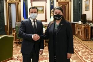 Зеленський призначив ексміністра фінансів Маркарову послом України у США