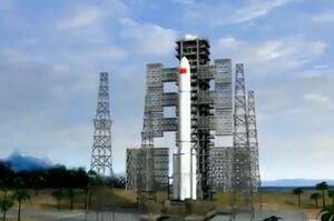 Китай теж летить на Марс: влада схвалила розробку надважкої ракети-носія «Чанчжен-9»