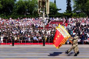 Китай збирається збільшити військовий бюджет на тлі зростання напруженості