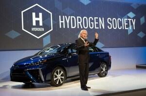 Toyota розробила новий акумулятор для водневих автомобілів
