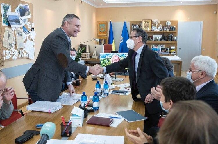 ЄБРР та Київський метрополітен підписали кредитний договір на 50 млн євро