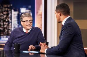 Білл Гейтс пояснив, чому вважає за краще користуватися Android, а не iOS