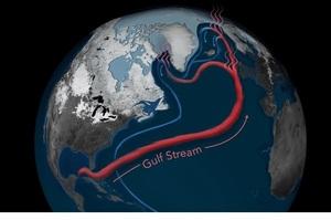 Вчені зафіксували рекордне за тисячу років уповільнення Гольфстріму
