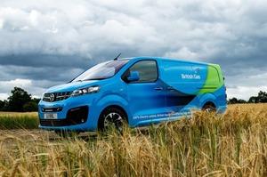Нафтогігант British Gas купить найбільшу в історії Британії партію електричних фургонів