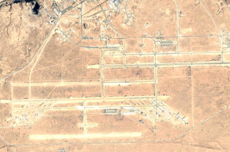 По американській базі в Іраку завдали ракетних ударів