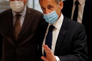 Екс-президент Франції Саркозі отримав рік в'язниці за корупцію