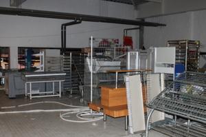 Укрексімбанк виставив на продаж комплекс торгового обладнання магазинів «Амстор»