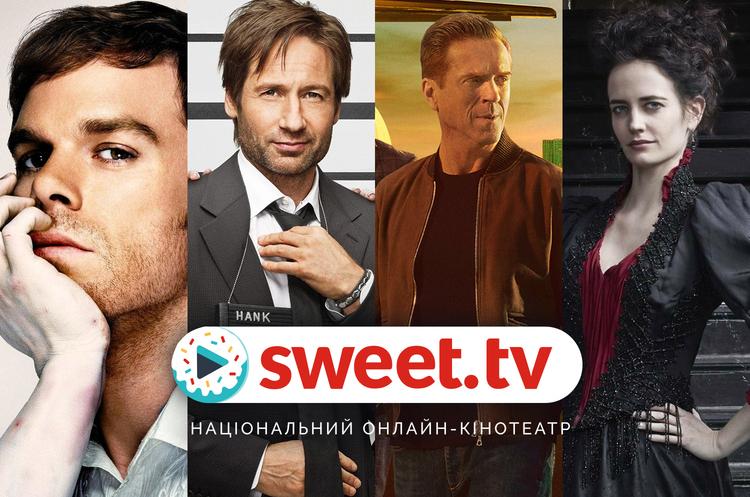 Американський медіагігант CBS і SWEET.TV підписали прямий контракт: «Мільярди», «Декстер», «Хтива Каліфорнія» скоро зазвучать українською