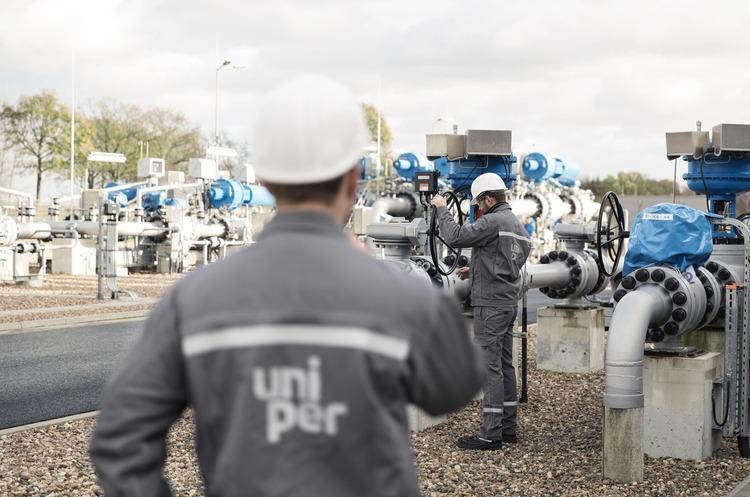 Німецька Uniper припиняє фінансування «Північного потоку – 2»