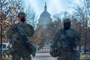 Бійців Нацгвардії в США попросили ще два місяці охороняти Капітолій