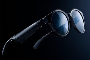 Razer представила «розумні» окуляри з динаміками в дужках і мікрофоном