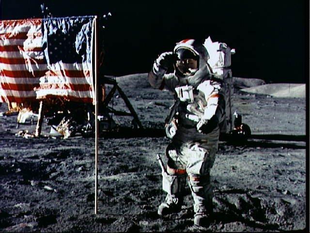 США хочуть відправити на першу жінку на Місяць