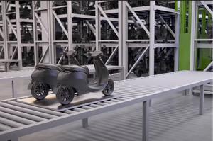 Індійська Ola має намір збудувати завод, який випускатиме один електроскутер кожні дві секунди (ВІДЕО)